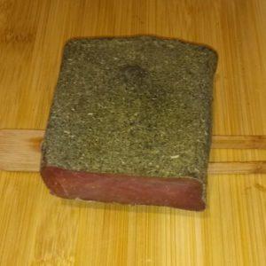 FILET ELENA IGP Faux filet de porc séché et mariné à la sarriette. IGP