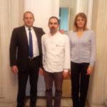 Gala à l'ambassade | Restaurant Pisanov 6 rue César Franck 75015 Paris