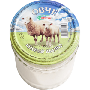 yaourt de brebis fermier bulgare