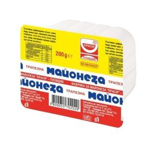 mayonnaise bulgare
