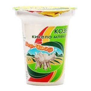 yaourt de chèvre bulgare