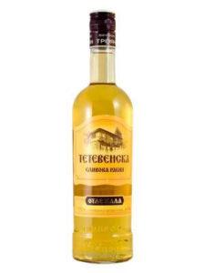 Aged Teteven plum rakia - Отлежала тетевенска сливова ракия
